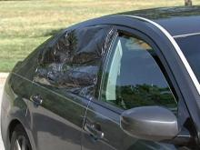 Woman says someone fired BB gun at her car