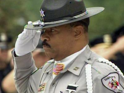 North Carolina law enforcement officers killed in the line of duty were honored on Wednesday during an annual ceremony in Fayetteville.