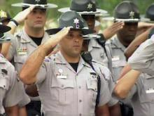 Memorial honors fallen officers in N.C.