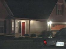 Authorities investigate a shooting Friday night, May 14, 2010, at 717 Mill Bay St. in Stedman.