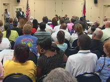 School segregation concerns bring parents together