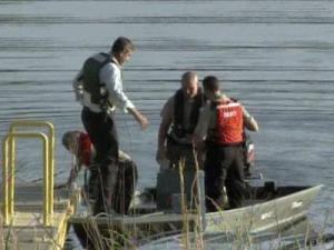 North Carolina State University Police said a body was found in Lake Raleigh on May 19, 2010.