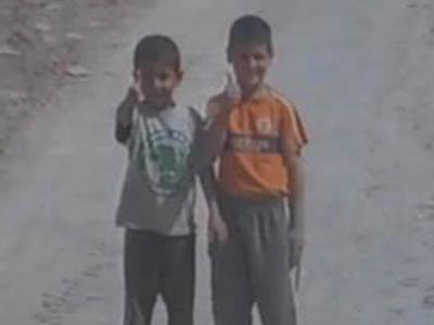 Video of Iraqi children being taunted
