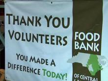 Food Bank says demand is up