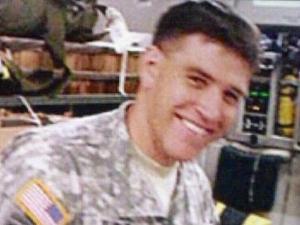 Army Staff Sgt. Leon Bunker