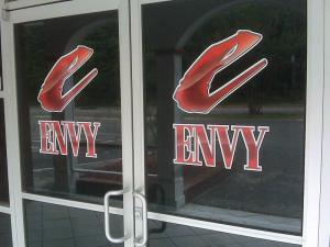 Two people were shot outside Club Envy, on New Bern Avenue, on May 24, 2010.