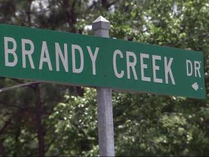 The Brandy Creek neighborhood in Halifax County was annexed by Roanoke Rapids when the state created a special tax district around the Carolina Crossroads entertainment complex.