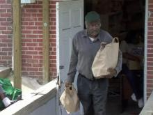 Wilson nonprofit holds quarterly food giveaway