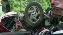 IMAGES: Report: Woman caused fatal wreck with trooper