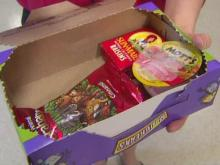 Summer program gives kids nutritious meals