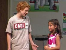 Play educates students on bullying