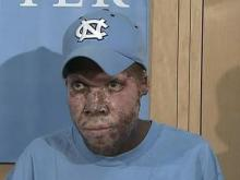 Web only: Haitian quake survivor talks about recovery