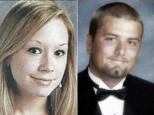 Ashley Moore, left, was killed June 4, 2010, and Dillon Tart was injured when their SUV flipped and slammed into the front of a Walmart in Erwin.