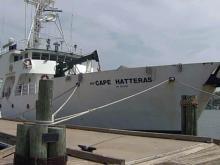 Research Vessel Cape Hatteras