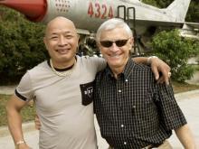 Vietnam veterans form friendships after the war