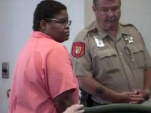 Angela Almore in court