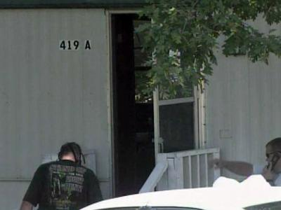 The body of a man was found inside a home at 419 A Pecan Lane in Johnston County on June 15, 2010.