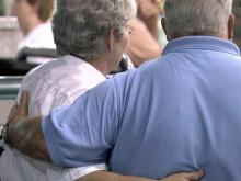 Vigil held for couple wounded in store robbery