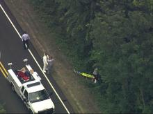 Road crew finds body in Durham County