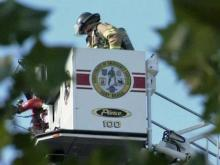 Fire leaves 82nd band without equipment