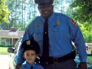 Honorary officer laid to rest