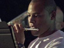 82nd band plays at Fort Bragg celebration
