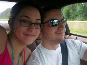 Brittany Graybill died and her boyfriend, Marshall Heckel, was injured in a wreck early July 5, 2010. (Photo from Facebook)