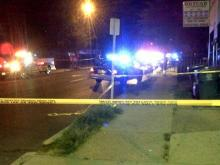 Raleigh police were on the scene of a shooting at 902 E. Edenton St. on July 6, 2010.