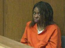 Crystal Mangum, in an undated photo, faces numerous charges, including attempted first-degree murder and arson, in a February domestic dispute in which she's accused of trying to stab her boyfriend and setting his clothes on fire.