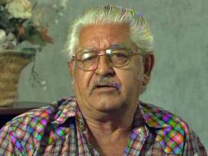 Army veteran Arthur Laselle