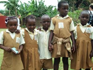 The Agape Children's Village provides care for orphans. (Photo provided by Valerie Fields)