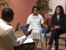 Domestic violence survivors share their stories
