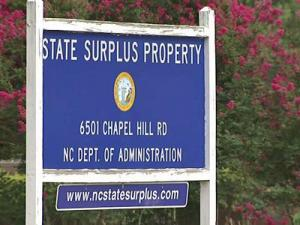 N.C. Surplus Property