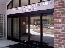 Granville County Rest Area