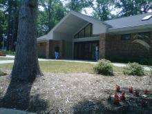Granville County Rest Area