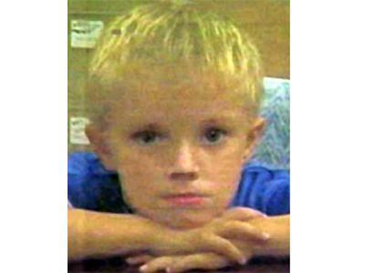 "Tristen ""Buddy"" Myers, as he looked when he went missing Oct. 5, 2000."