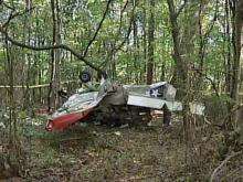 Plane crashes near Kannapolis