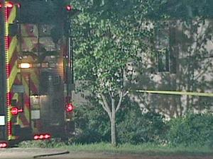 Firefighters discovered a woman's body after extinguishing a fire at 456 Star Lane in Fayetteville on Saturday, July 24, 2010.