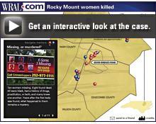 Rocky Mount women killed interactive
