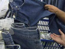 Goodwill offers discounted clothes, furniture