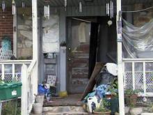 Squalid Raeford drug house