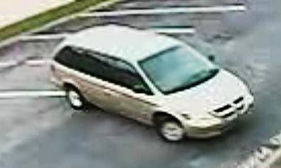 Durham police are asking for help in identifying the driver and passengers of this van. It was on the scene of two shootings on Tuesday night