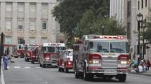 IMAGE: Fire truck parade this Saturday in downtown Raleigh