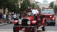 IMAGE: Mark your Calendars: Fire truck parade returns to Raleigh