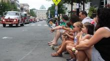 IMAGE: Weekend Plans: Paperhand Puppet shows, fire truck parade, Engineers Day, more