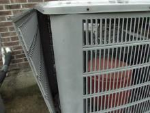 Thieves target church AC units