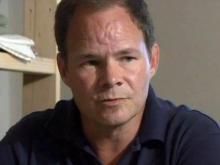 Scott Williamson, nephew of Trooper Guy Thomas Davis