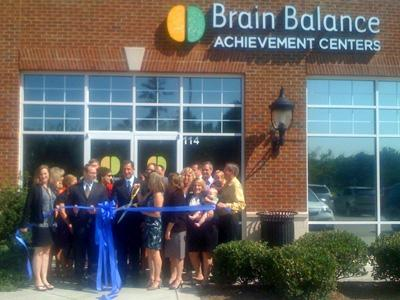 The Brain Balance Center of Cary is located at 8204 Tryon Woods Drive.
