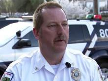 Bill Frederick, former chief of Garner EMS & Rescue Squad