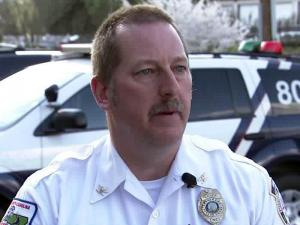 Bill Frederick, former chief of Garner EMS & Rescue Squad